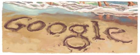 Google首页趣味LOGO收集